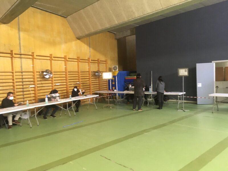 La Bustia votacio eleccions 14F Gelida
