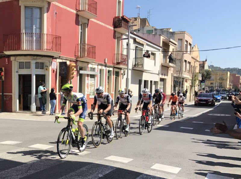 La Bustia Volta Ciclista a Catalunya Olesa