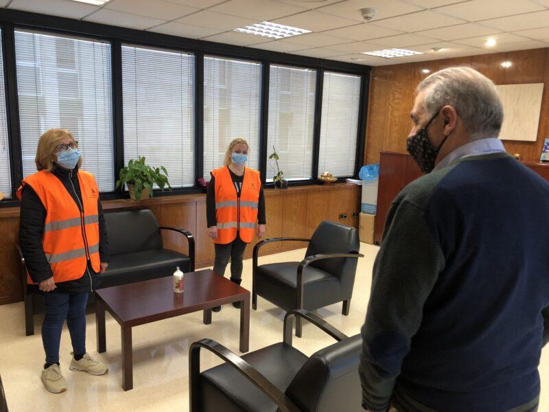 La Bustia agents comunitaris Sant Andreu