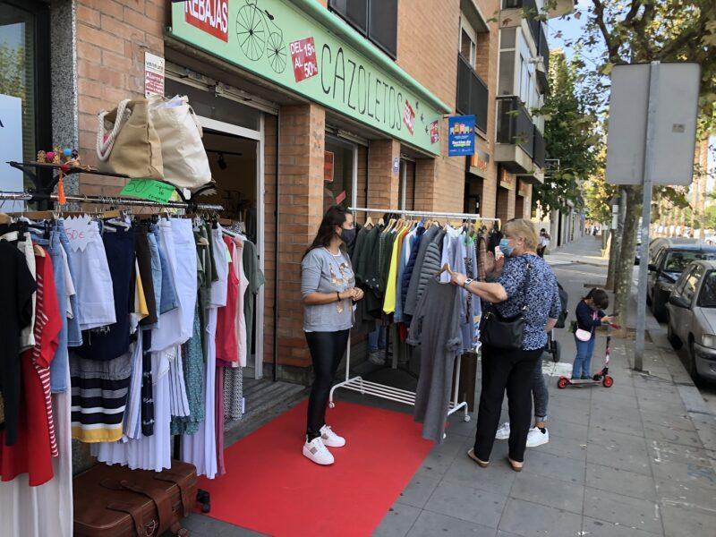 La Bustia comerç Sant Andreu