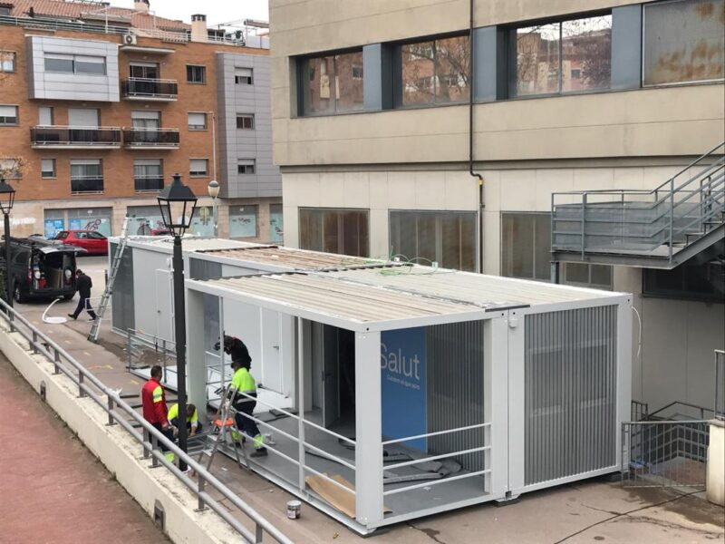 La Bustia moduls Olesa