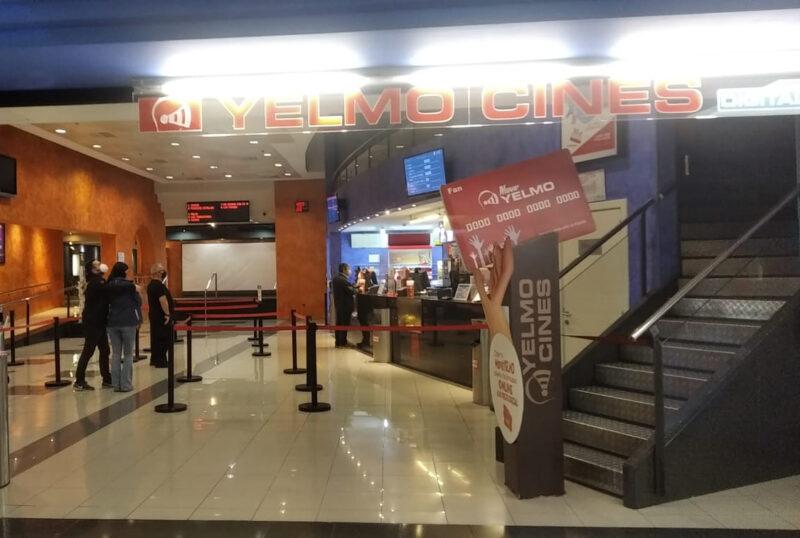 La Bustia obertura Yelmo Cines Abrera