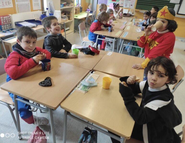La Bustia solidaritat cancer infantil Olesa