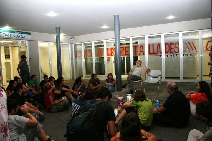 La Bustia Arcadi Oliveres CAP Olesa 2011
