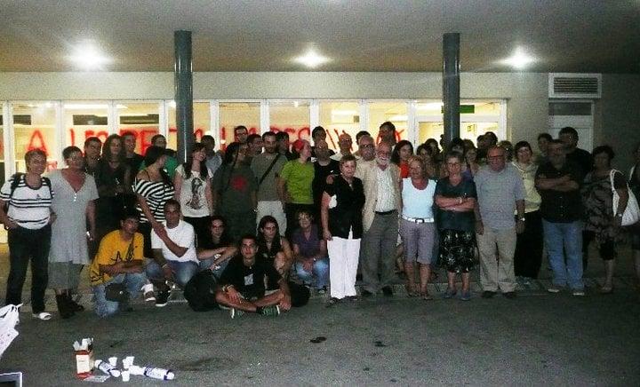 La Bustia Arcadi Oliveres CAP Olesa 20112