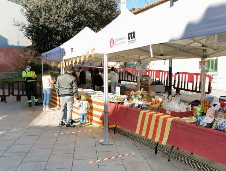 La Bustia Castellvi Sant Jordi 2021