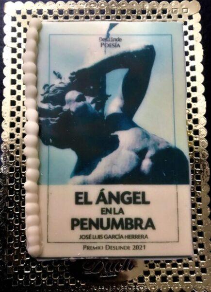 La Bustia Jose Luis Garcia Herrera pastis Duch portada El angel en la penumbra Abrera