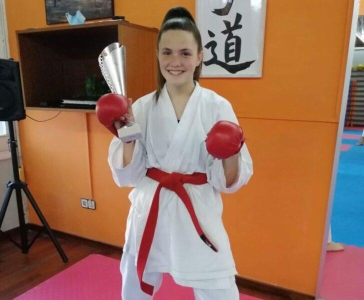 La Bustia June Montesinos Karate Esparreguera