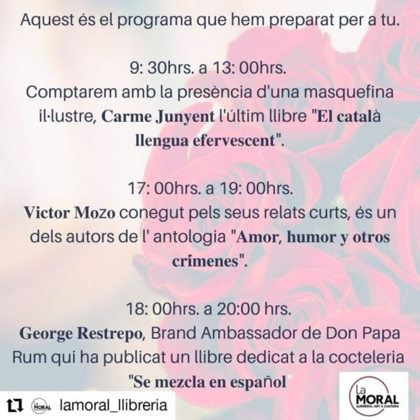 La Bustia Masquefa Sant Jordi 2021