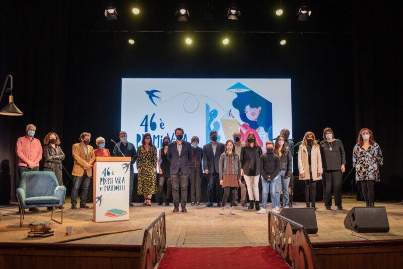 La Bustia Premi Vila Martorell Sant Jordi 2021