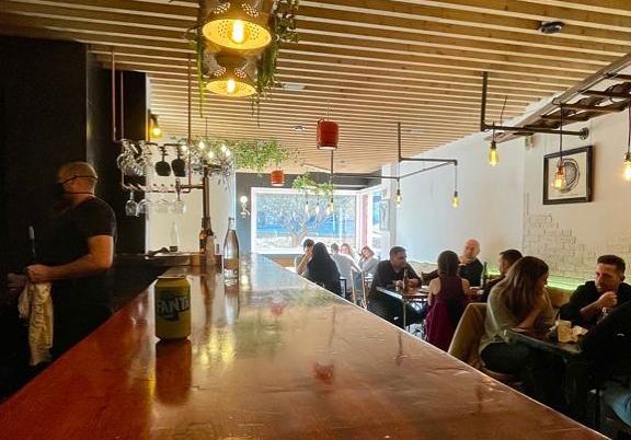 La Bustia Restaurant Land Esparreguera