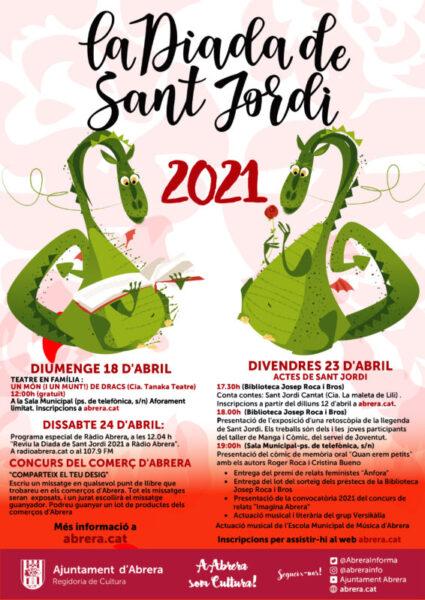 La Bustia Sant Jordi Abrera 2021