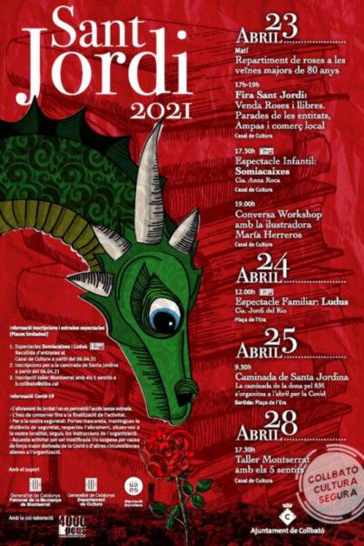 La Bustia Sant Jordi Castellvi 2021
