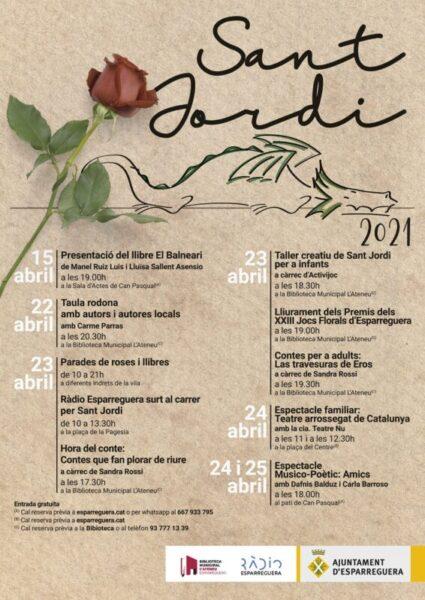 La Bustia Sant Jordi Esparreguera 2021