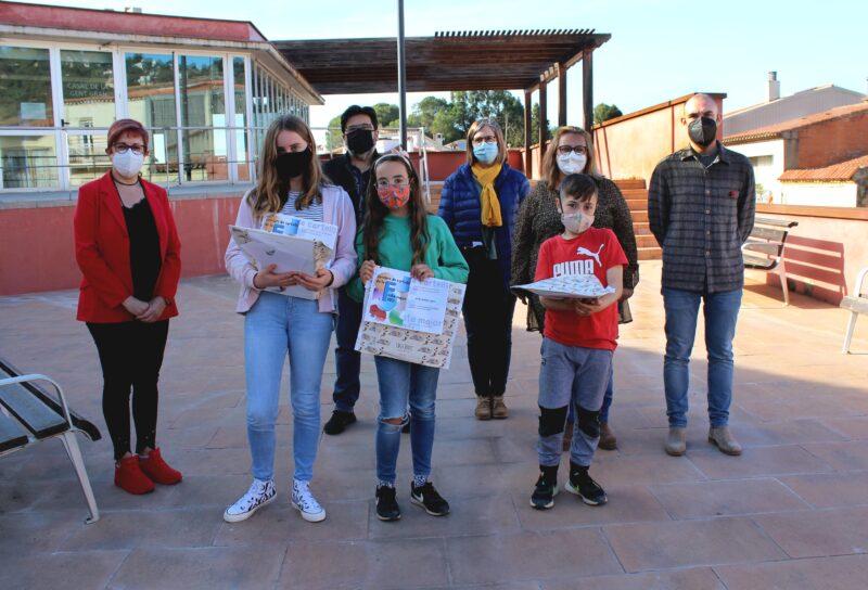 La Bustia cartell Festa Major Castellvi (1)
