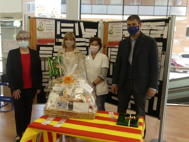 La Bustia concurs Sant Jordi 2021 Abrera (2)