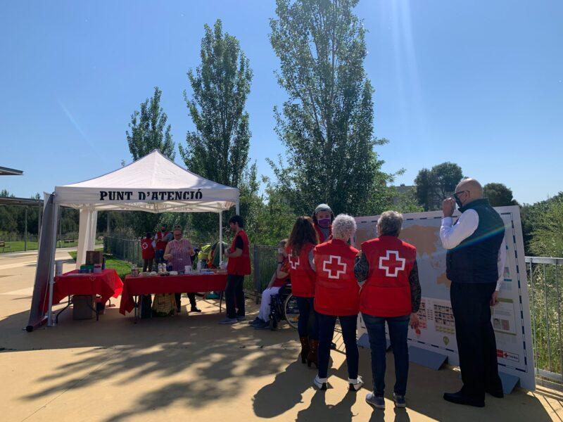 La Bustia Creu Roja Baix Llobregat Nord