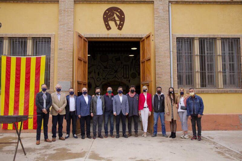 La Bustia Fira Primavera Martorell Amics Sant Antoni Abad La Vila