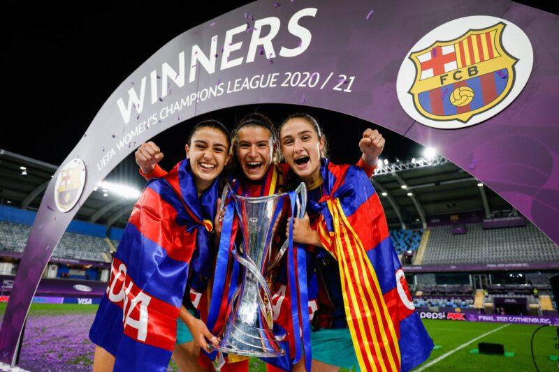 La Bustia Jana Fernandez Champions