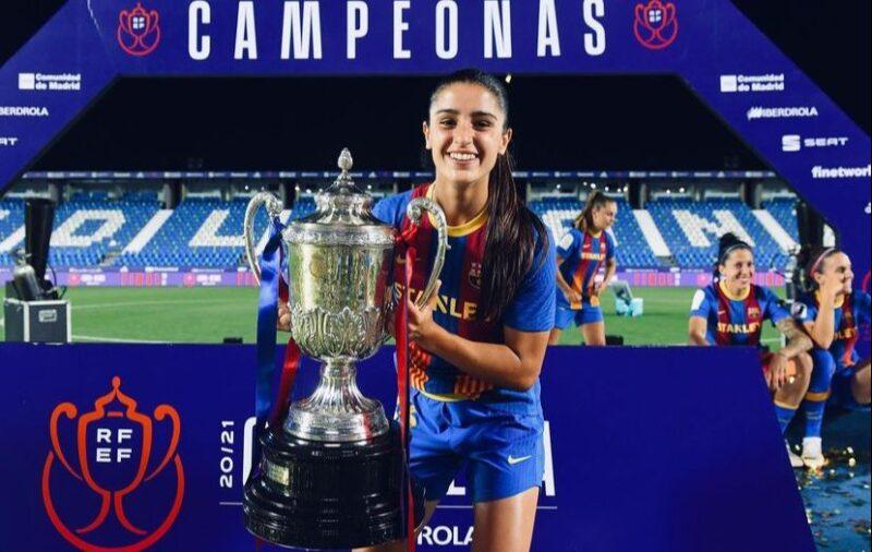 La Bustia Jana Fernandez Copa Reina