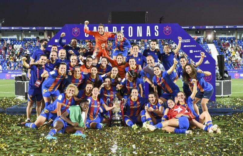 La Bustia Jana Fernandez Copa de la Reina