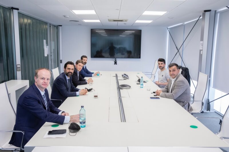 La Bustia Roger Torrent i Matias Carnero Comite Empresa Seat