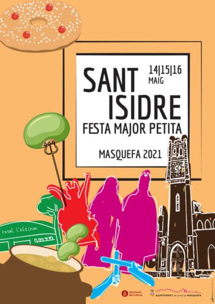 La Bustia Sant Isidre 2021 Masquefa