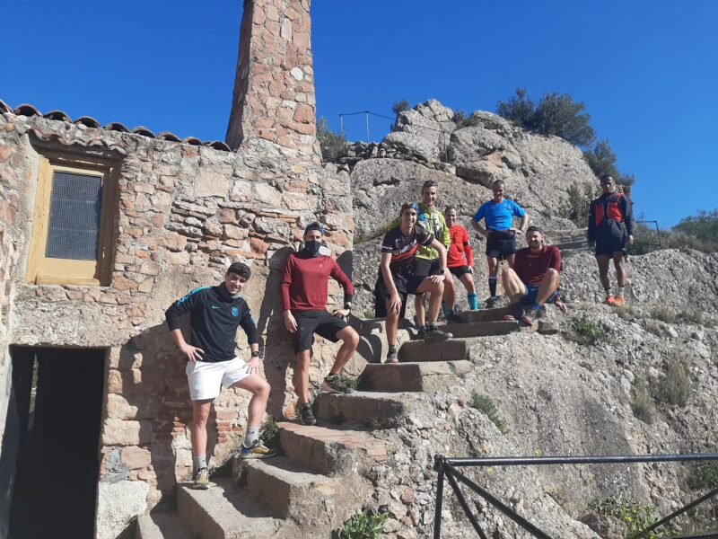 La Bustia Trail de les Ermites Olesa 2021