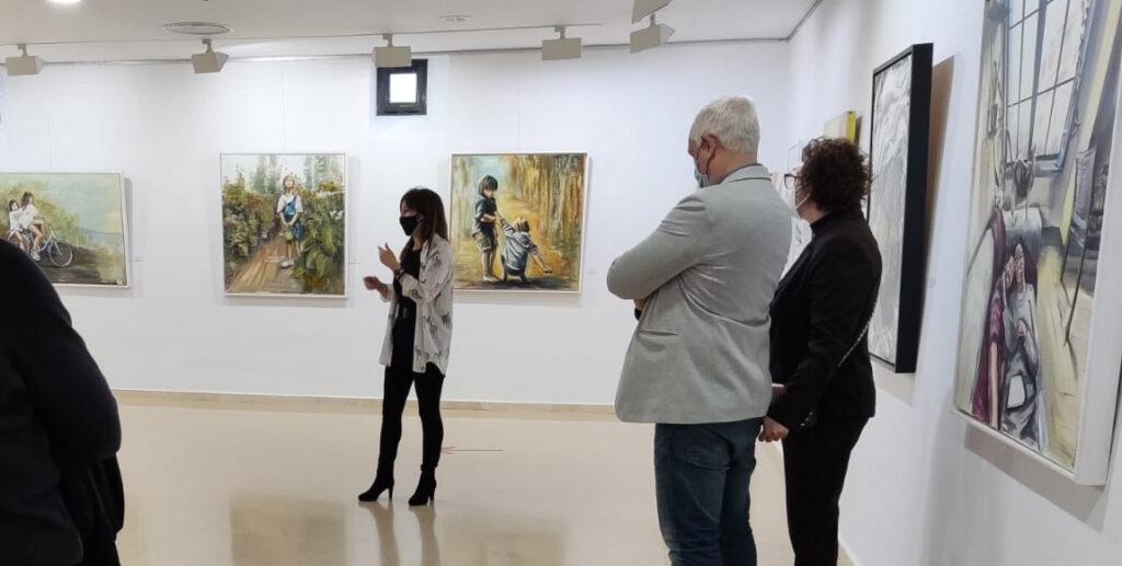 La Bustia exposicio percepcions i costums Eva Fernandez Olesa