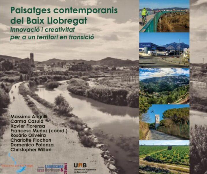 La Bustia llibre Paisatges contemporanis del Baix Llobregat