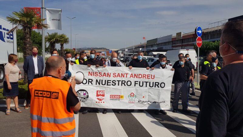 La Bustia mobilitzacio Nissan Sant Andreu (2)