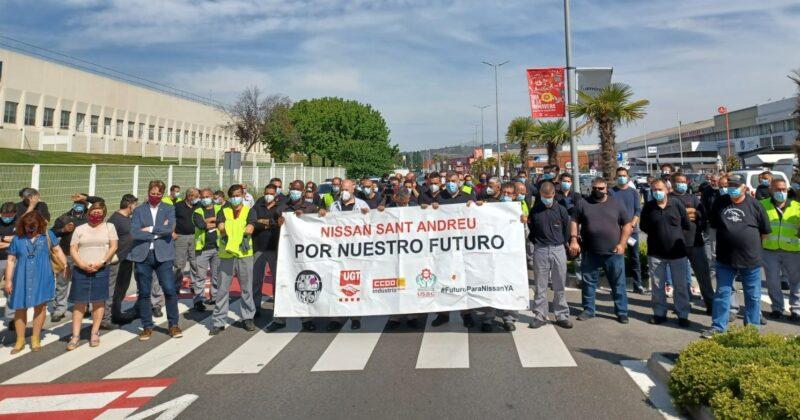 La Bustia mobilitzacio Nissan Sant Andreu (4)