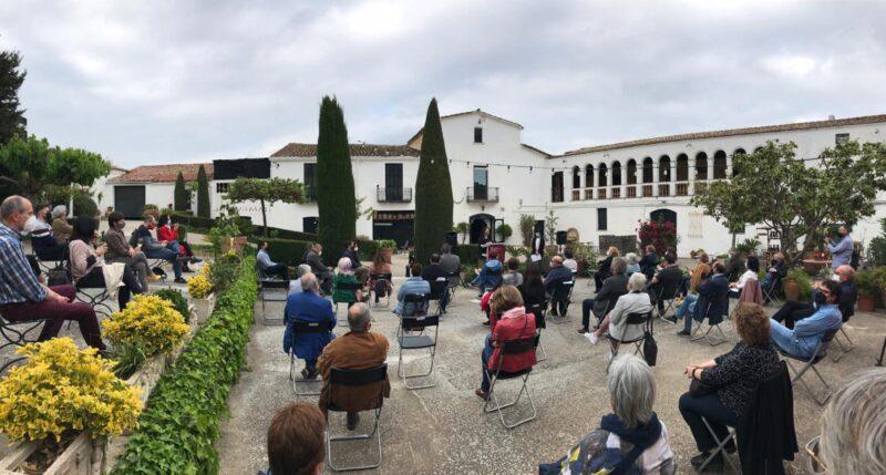 La Bustia presentacio llibre Paisatges contemporanis del Baix Llobregat (1)