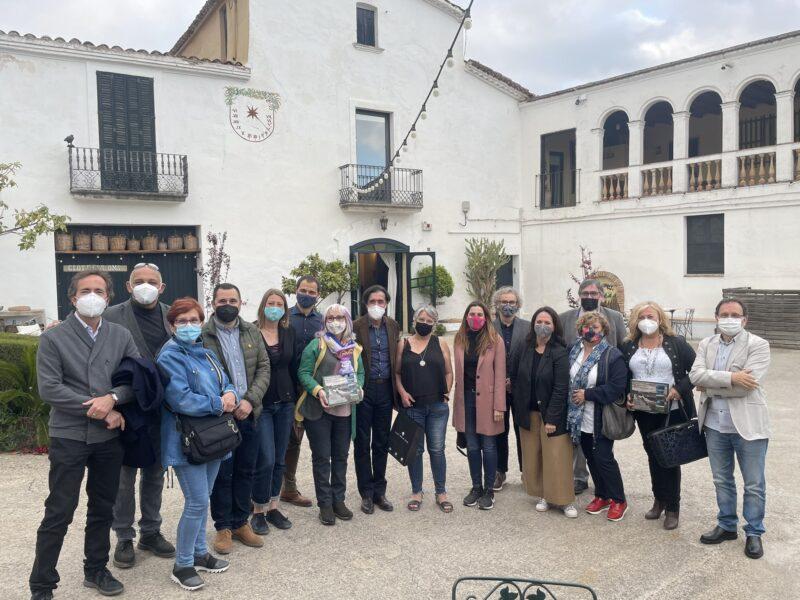 La Bustia presentacio llibre Paisatges contemporanis del Baix Llobregat (2)