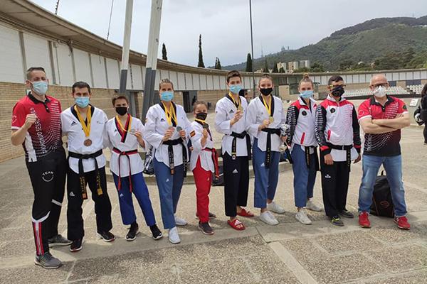 La Bustia taekwondo Sesrovires