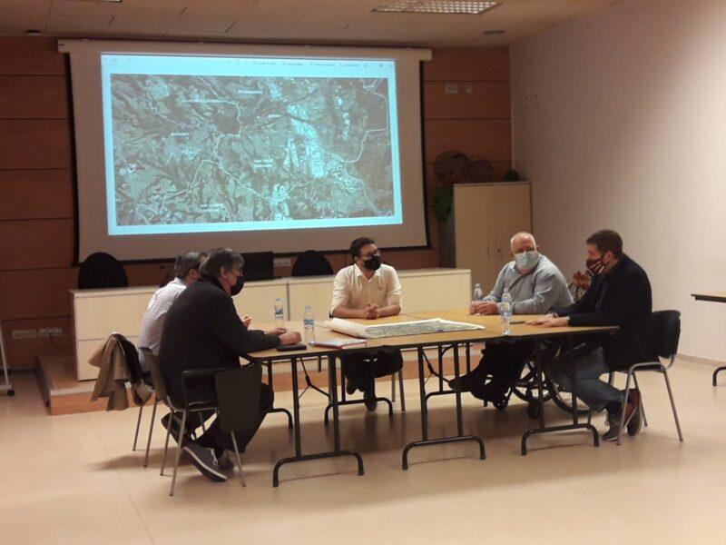 La Bustia trobada alcaldes CTC Masquefa 2