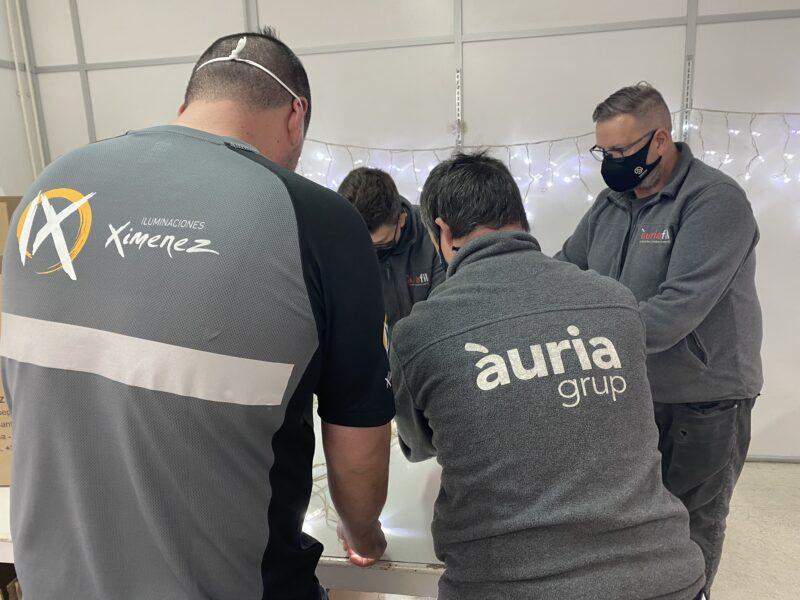 La Bustia Auriafil Grupo Ximenez