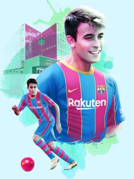 La Bustia Eric Garcia Barça 1