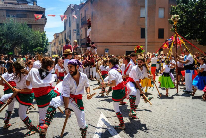 La Bustia Festa Major Esparreguera