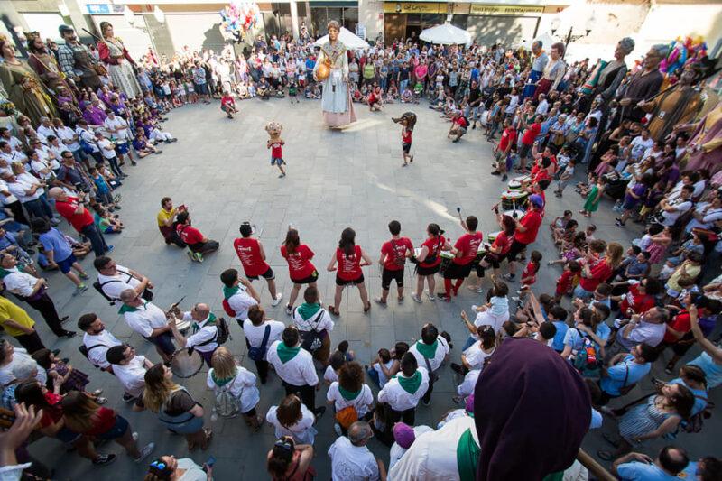 La Bustia Festa Major Olesa