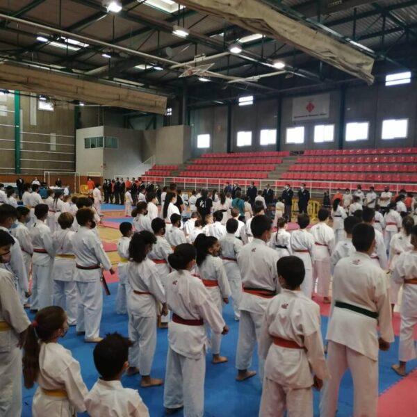 La Bustia Stylo campionat Catalunya Karate kius 12 juny 2021 2