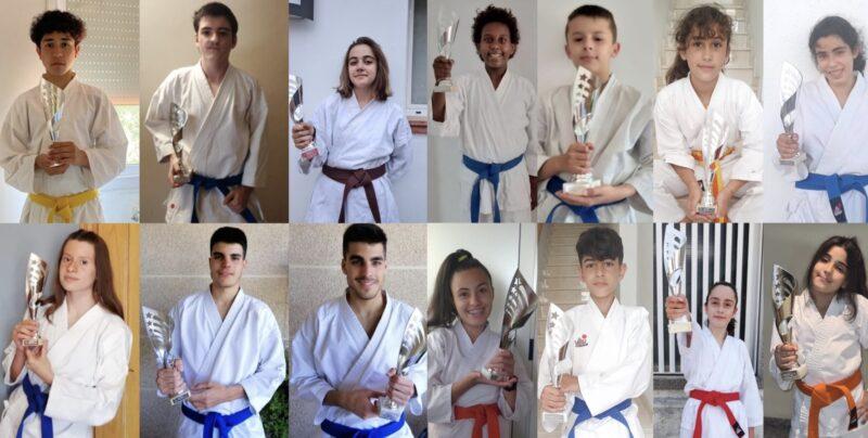 La Bustia Stylo campionat Catalunya Karate kius 12 juny 2021