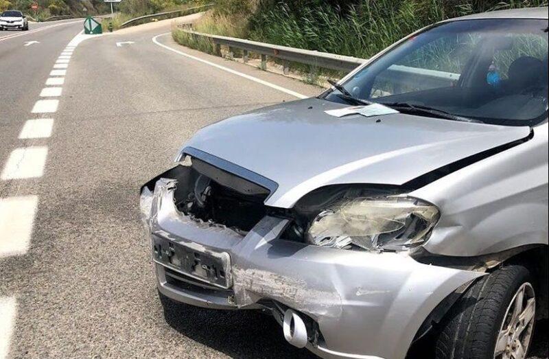 La Bustia accident B224