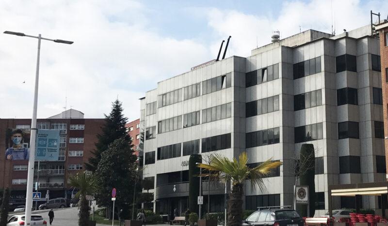 La Bustia ajuntament Sant Andreu