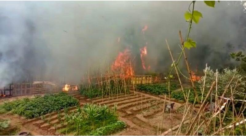 La Bustia incendi Abrera (3)
