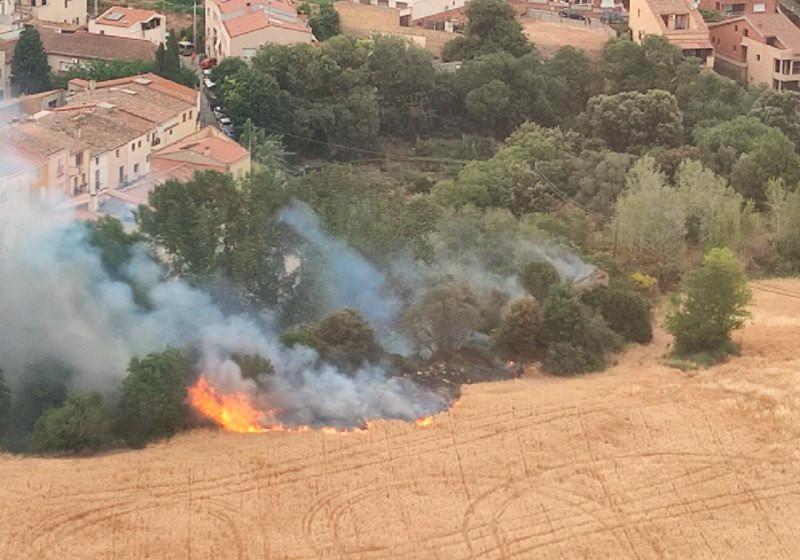 La Bustia incendi Abrera (4)