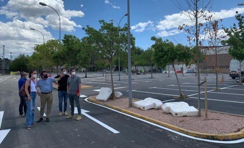 La Bustia obres aparcament Renfe Martorell (2)
