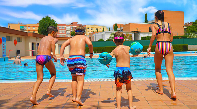 La Bustia piscina Abrera