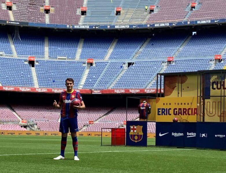 La Bustia presentacio Eric Garcia Barça (1)