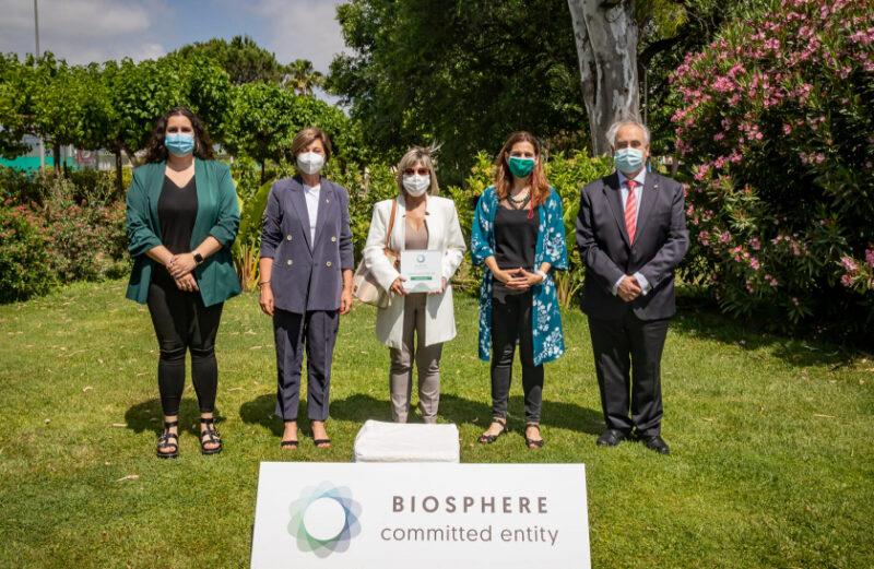 La Bustia reconeixements segell Biosphere TGO Olesa